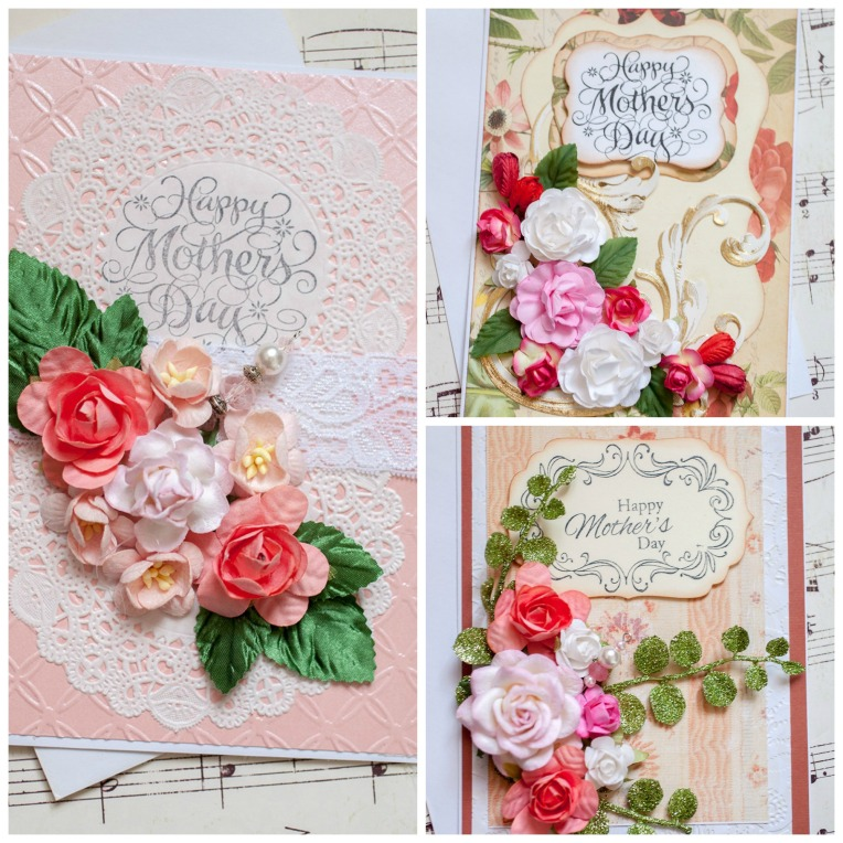 Mother's Day Cards from Oldladybern Designs
